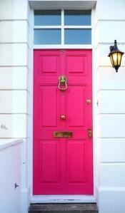 best-pink-door