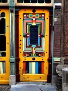 Brightly-Colored-Door-Colorful-Door