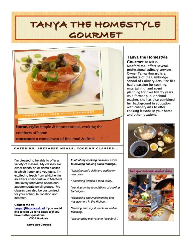 cooking class flyer winter'15