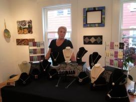 Guest artist Kara Hickey