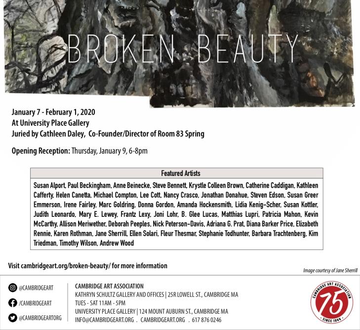 Broken Beauty, Digital